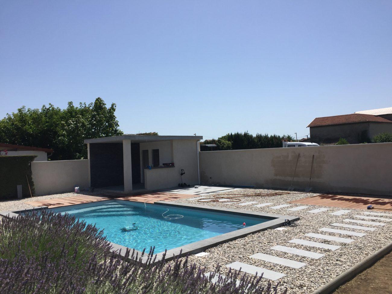 Une piscine dans La Drôme