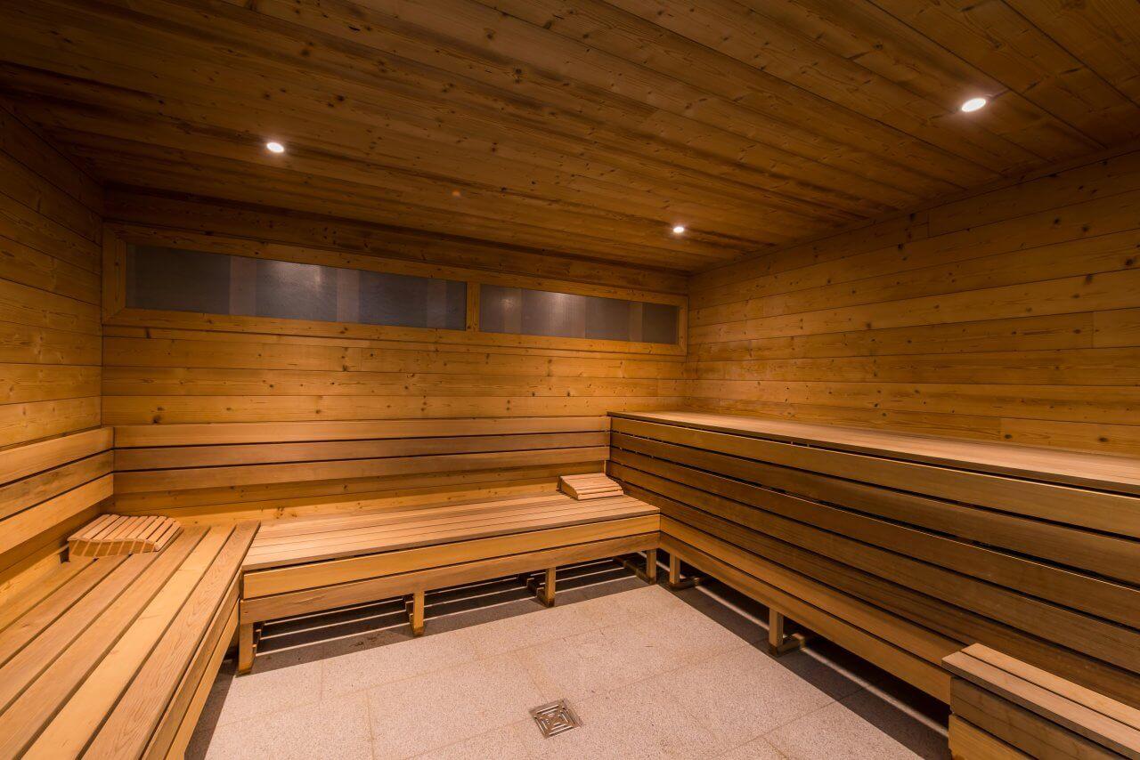 Sauna au VAL2400-5