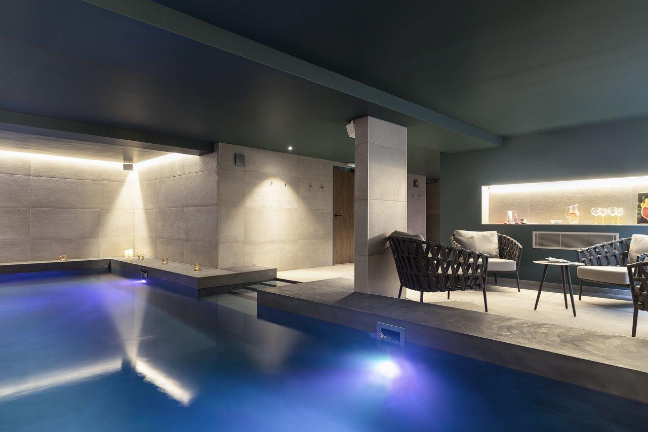 Une piscine 5 étoiles
